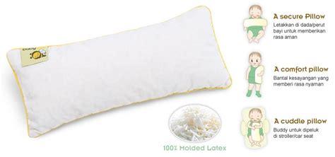 Babybee Toddler Pillow With Bantal Anak Anti Tungau N Bakteri Beverly Baby Shop Babybee