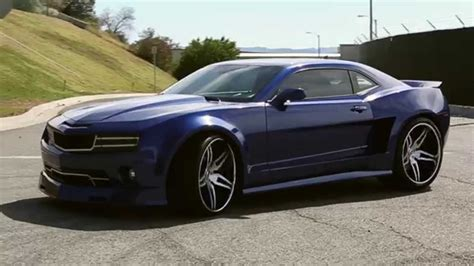widebody camaro forgiato widebody camaro youtube