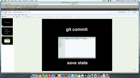 tutorial git add how to use git git video tutorial part 1 add commit