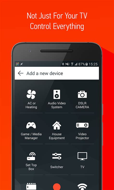best ir remote smart ir remote anymote android apps on play