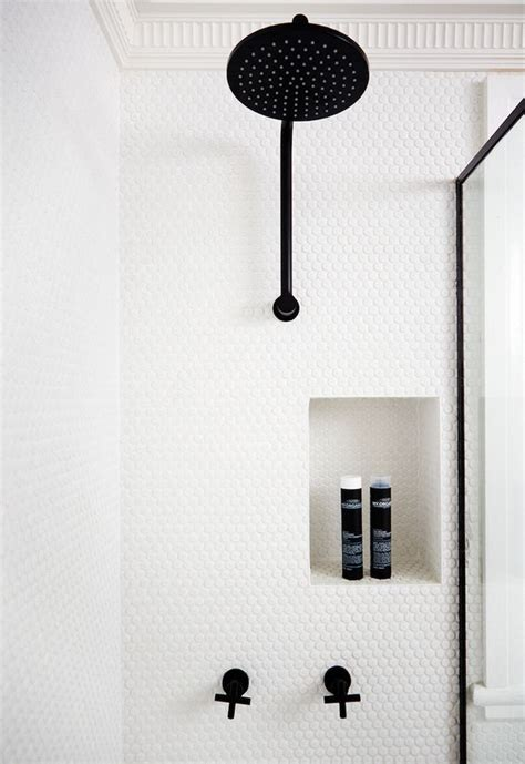 White Bathroom Fittings by 36 Trendy Tiles Ideas For Bathrooms Digsdigs
