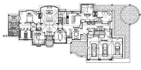 stately house plans house plans