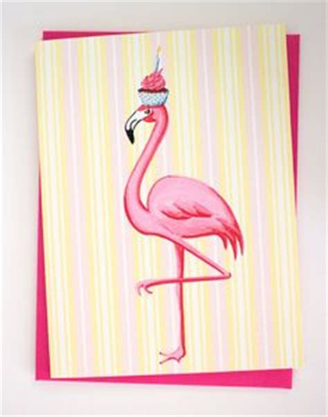 1000 images about flamingo cards on pink