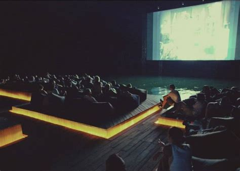 cineplex kudus floating movie theater in thailand places to see in your