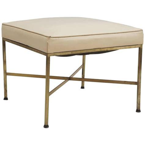 paul mccobb bench paul mccobb x brass stool or bench for sale at 1stdibs