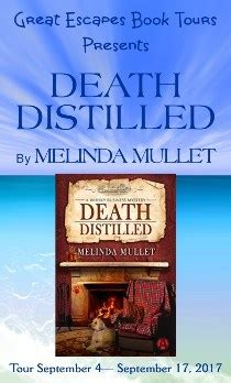 distilled a whisky business mystery by melinda