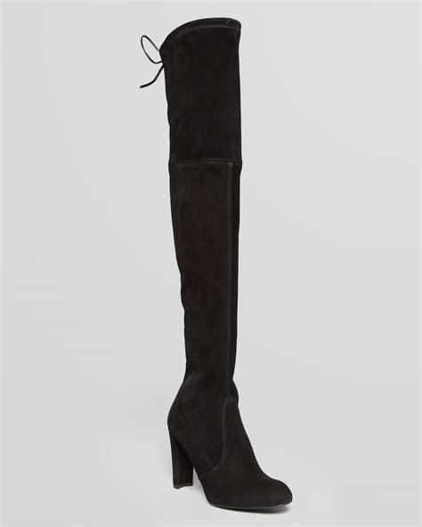 stuart weitzman highland the knee boots stuart weitzman the knee boots highland high heel