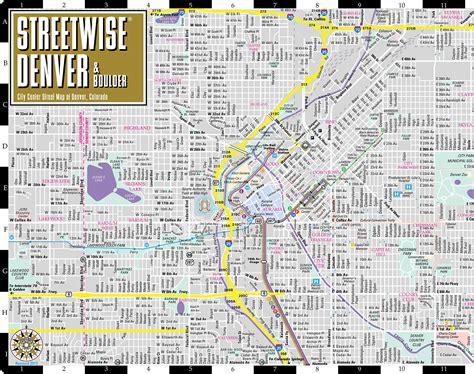 map of city of popular 205 list map of denver