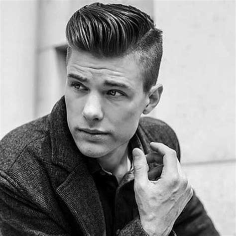 black men hairstyle comb over best 40 shaved sides hairstyles and haircuts for men