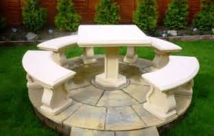 Potting Benches With Storage Outdoor Concrete Benches Treenovation