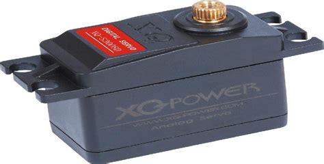 Sale Xq Power S4020dtitanium Gear High Torque Digital Servo high speed brushless servo xq s4615d for 1 8 road