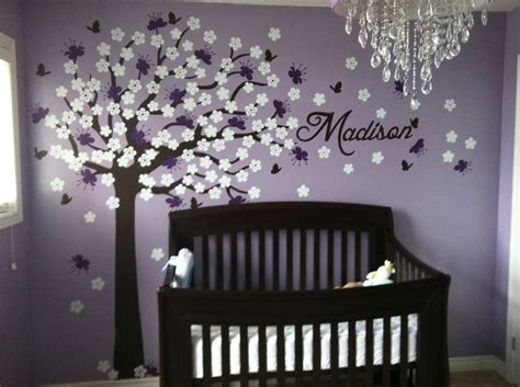 purple baby room my baby purple bedroom decal from surface inspired baby my baby