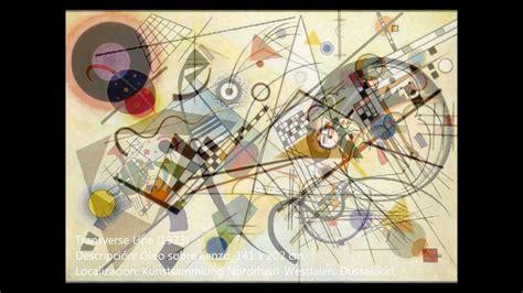 imagenes abstractas de kandinsky wassily kandinsky leyenda del arte abstracto youtube