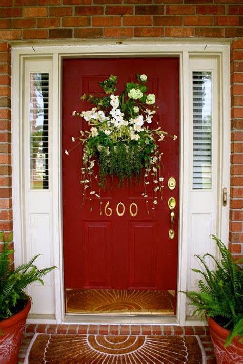 red door home decor best 25 red doors ideas on pinterest red front doors