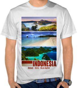 Baju Tshrit Kaos Otomotif Vespa Dtg 1 jual kaos indonesia paradise islands toko baju