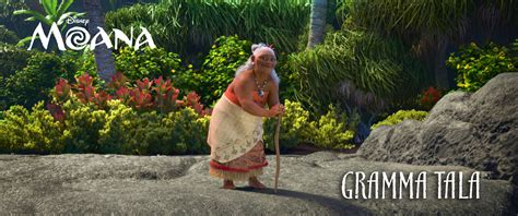 moana cast and characters revealed in new colorful images