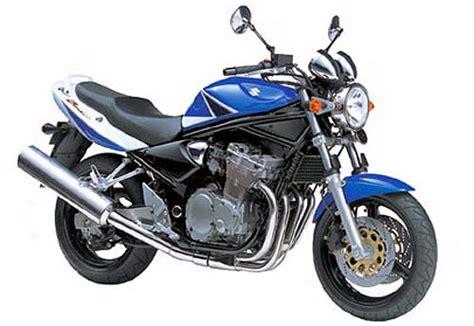 Suzuki Gsf600 Suzuki Gsf600 And Gsf600s Model History