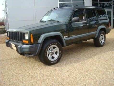1998 Jeep Specs 1998 Jeep Sport 4x4 Data Info And Specs