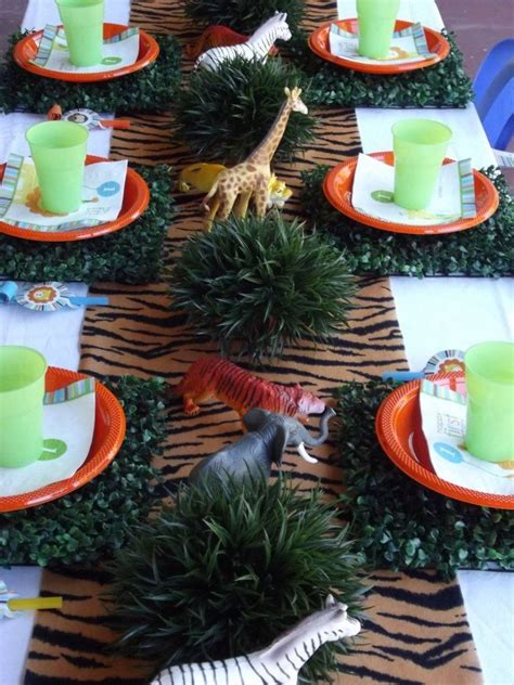 Facebook Themes Safari | jungle themed party pictures photos and images for