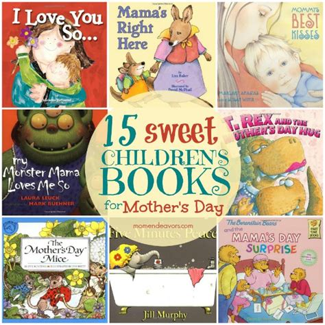 mothers day picture books 15 sweet s day books