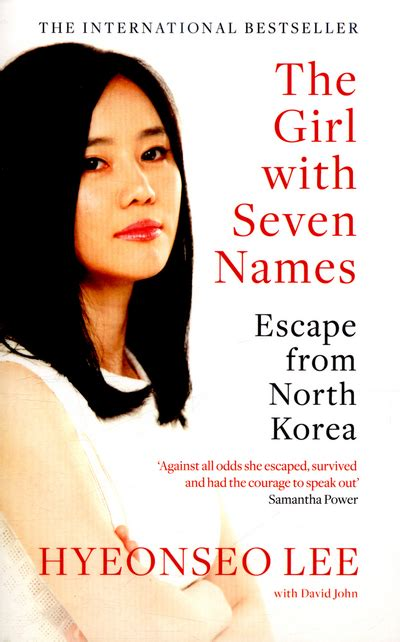 0007554850 the girl with seven names the girl with seven names hyeonseo lee