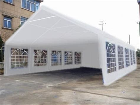 ft outdoor wedding party tent gazebo carport