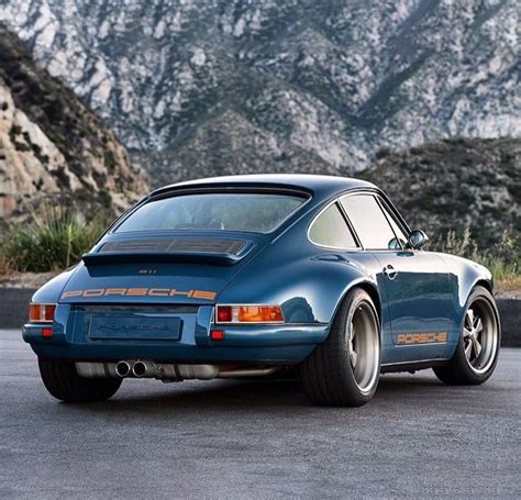 singer porsche blue blue singer 911 pixshark com images galleries with