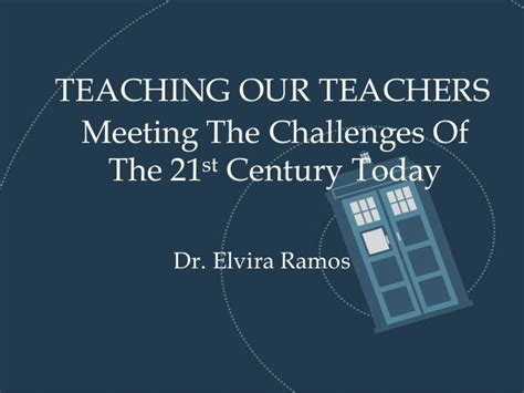 technological challenges of the 21st century current issues in education meeting the challenges of