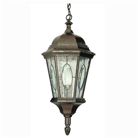 outdoor lighting lantern 1 light hanging lantern 4717 outdoor lighting chain hung