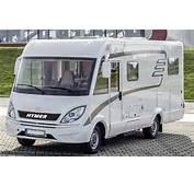 Hymer ML I L'int&233gral L&233ger Sur Mercede  Camping Car Magazine