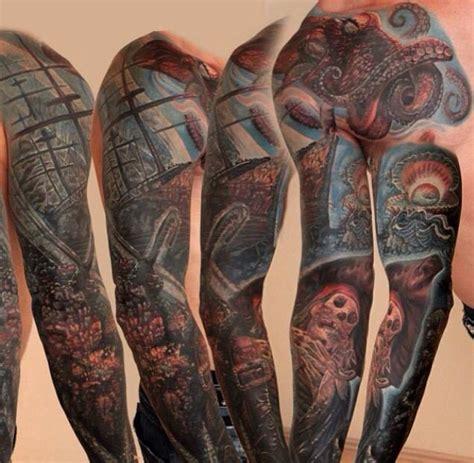 deep sea tattoo sea adventure tattoos tattoos tattoos