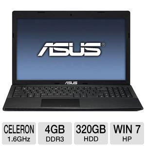 Notebook Asus Intel Celeron Bom asus x55a rbk2 laptop computer intel celeron dual b815 1 6ghz 4gb ddr3 320gb hdd dvdrw