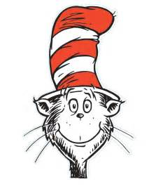 Cat In The Hat Template Printable by Free The Cat In The Hat Printables Mysunwillshine