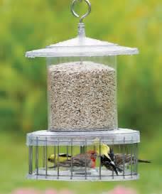 Weatherproof Bird Feeder Duncraft All Weather Feeder With Wire Cage