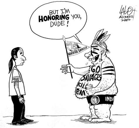 cartoons on native americans of central and south america native american political cartoon offended native american