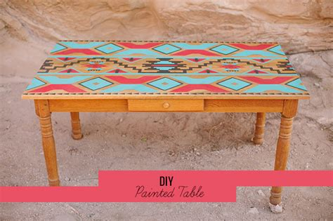 DIY: Painted Table   Green Wedding Shoes   Weddings, Fashion, Lifestyle   Trave