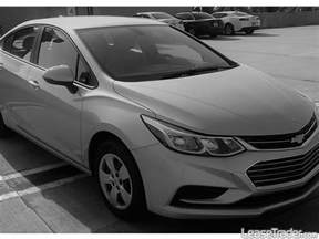 Chevrolet Cruze For Lease 2017 Chevrolet Cruze Ls Lease Lease A Chevrolet Cruze