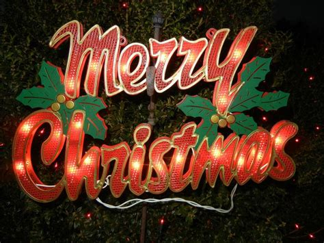large merry christmas lighted sign lighted merry christmas sign lookup beforebuying