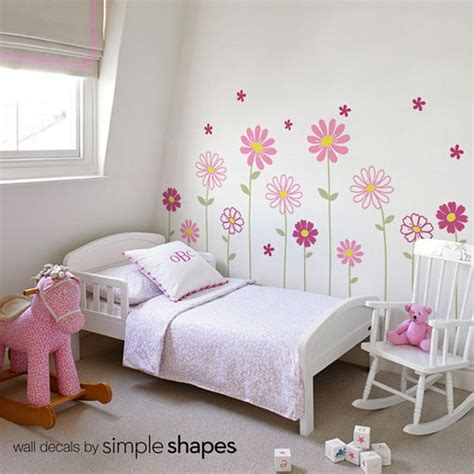 wall decals room flower wall decal wall sticker floral wall decor