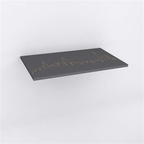 tavoli da parete tavolo da parete con incisione bonodesign