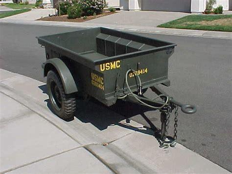 wwii jeep trailer wwii jeep trailer