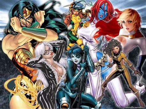 anime girl hero wallpaper heroines cartoon world 1000