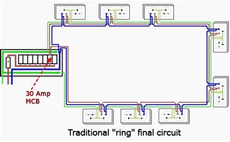 ring wiring diagram besides the ring unit