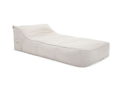 bean bag chaise lounge byron chaise beanbags modern designer furniture by eco