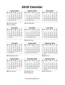 Calendar 2018 Template Australia 2018 Calendar Australia Free Calendar 2018