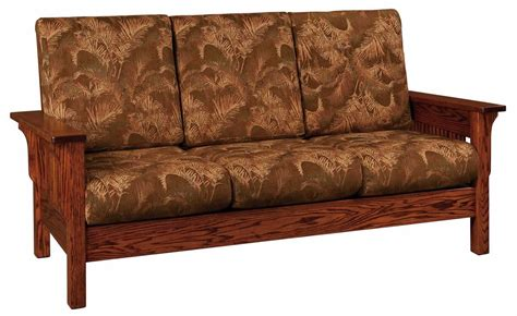 mission style leather sofa mission style sofa and loveseat the best 28 images of