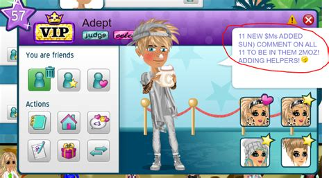 how to become a celeb on msp category new msp my msp blog