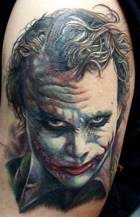 joker tattoo on biceps pin by bhai on joker pinterest joker