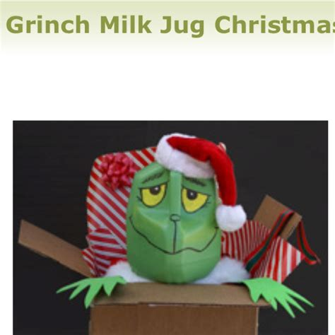 54 best winter christmas milk carton crafts images on