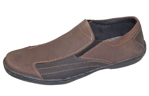 comfort loafers mens slip on mocassin boat deck comfort walking loafers